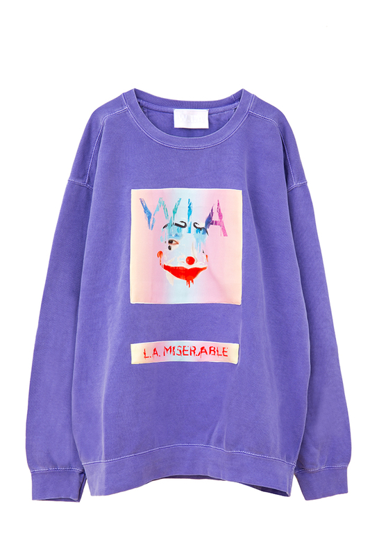L.A. MISERABLE SWEATER