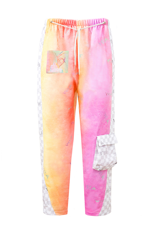 CLOUD CROP SWEATPANTS