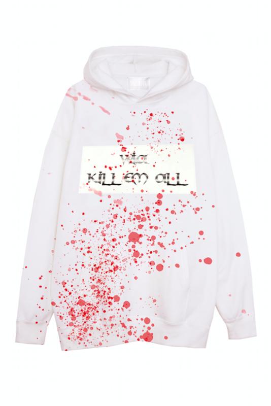 KILL KILL KILL SWEATER