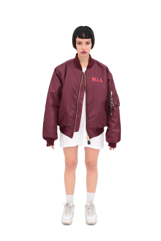 WIA BOMBER 2034 (RED)