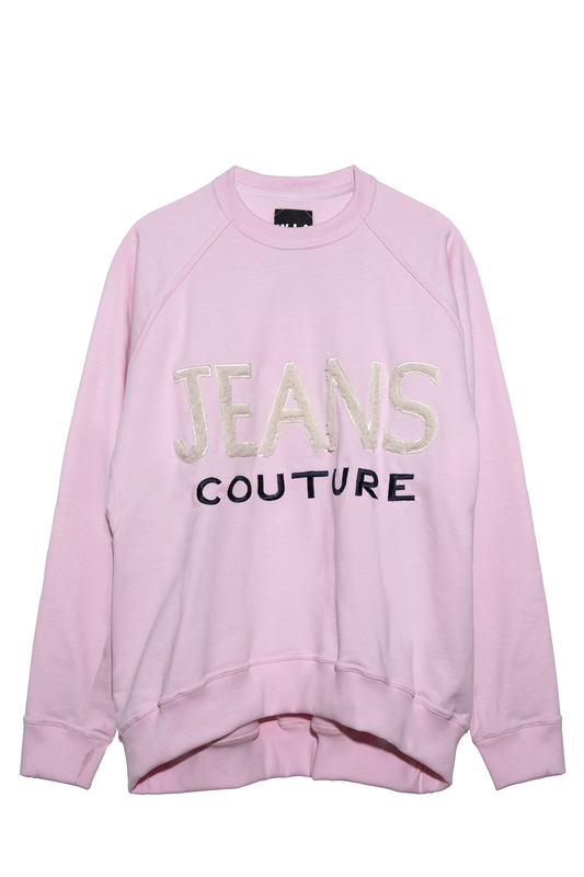 JEANS COUTURE BIG SWEATER